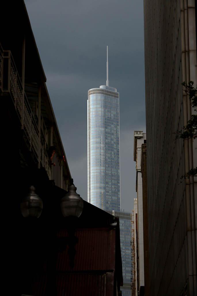 Trump Tower Chicago by Chris Ocken