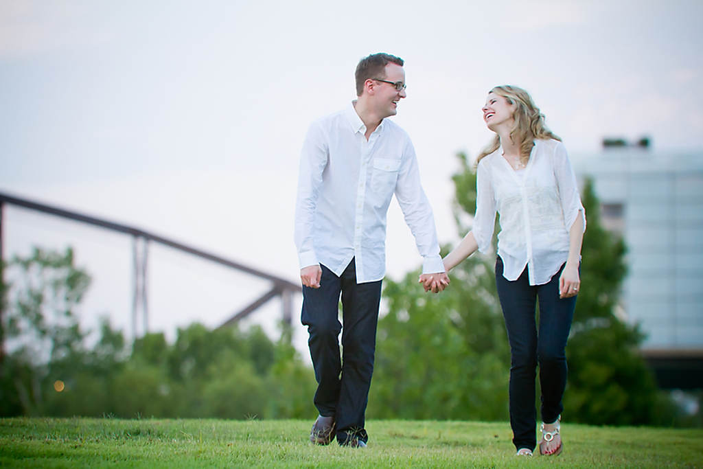 Engagement Photo by Bob Black-Ocken