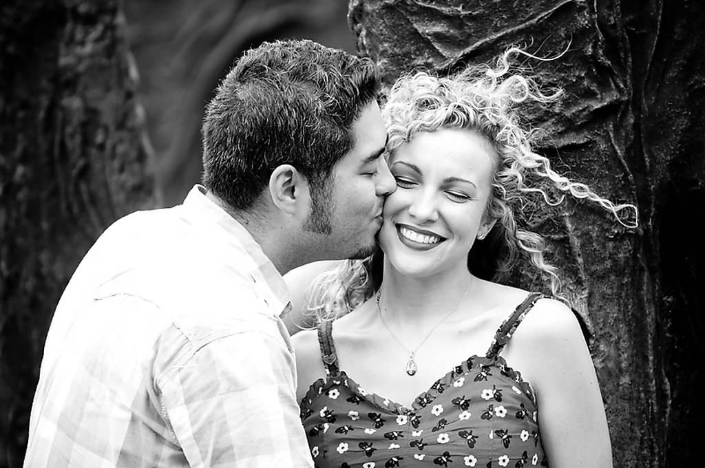 Engagement Photo by Chris Ocken